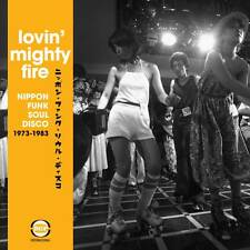 OUT FEBRUARY 2017 - LOVIN' MIGHTY FIRE - NIPPON FUNK - CDBGP 299