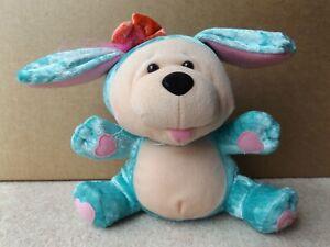 Smoochies Tessa Rare Vintage Soft Cuddly Toy Plush Teddy by TV Toys 1999