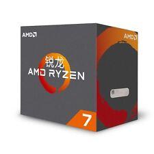 AMD Ryzen 7 1700X 8 Core 16Threads Socket AM4 95W 3.4GHz 3.8Ghz 4MB Processor