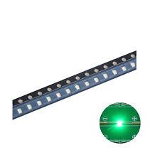 100pcs 08052012 Smd Led Diode Green Lights Chips