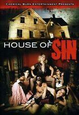 House of Sin DVD Region 1 885444897689