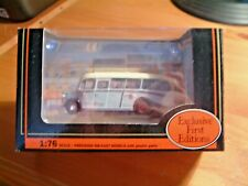 EFE 20104 Bedford OB Coach.Grey Cars. Mint & Boxed. Mint condition Boxed