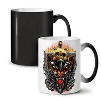 Burning Tiger Fashion NEW Colour Changing Tea Coffee Mug 11 oz | Wellcoda