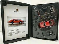1:43 WELLY 1964 PORSCHE 911 Red Promotional Assembly Kit