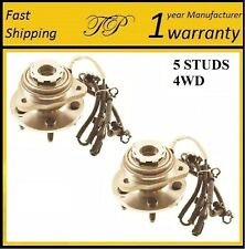 FRONT Wheel Hub Bearing Assembly For 98-2000 RANGER/MAZDA B4000 4WD;4-W/ABS Pair