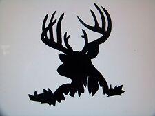 Whitetail Buck Deer Hunting Vinyl Decal / Sticker Windows, Walls, Car, Truck