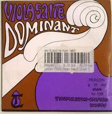 Thomastik dominant viola g plata/Perlon cuerda fuertemente 138-lagerabverkauf