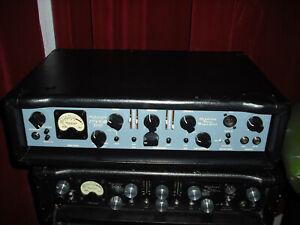 Ashdown ABM 500 Evo III Bass Amplifier Head amp 500w valve grind tube