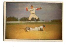 1953 Bowman PEE WEE REESE Dodgers HOF #33 GD