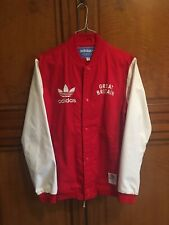 Adidas Team GB 2012 Varsity Jacket - Medium