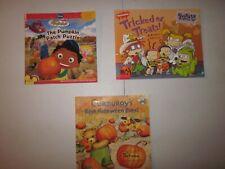 Halloween Themed Children's Books-Lot of 3