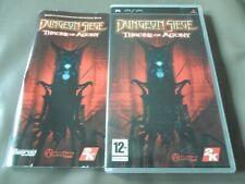 DUNGEON SIEGE throne of agony ( PSP - SONY ) COMPLET