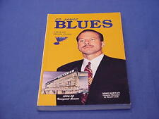 1994-95 St. Louis Blues NHL Hockey Media Guide - Mike Keenan