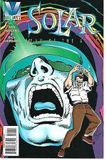 Solar, Man of the Atom #49 (1995) VF-VF/NM  Dan Jurgens