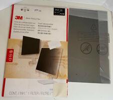3M - PF21.5W9 Black Privacy Filter 21.5*