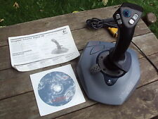 Logitech WINGMAN EXTREME DIGITAL3D Gaming JOYSTICK for PC COMPUTER NOS vintage