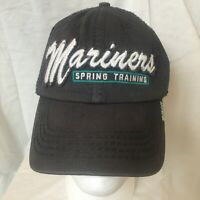 Distressed Mariners Spring Training 2010 Baseball Cap Hat MLB '47 Genuine