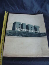 Volume Fiat terra mare cielo 1947