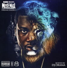 DJ Drama Meek Mill DreamChasers 3 (Mix CD) Classic Rare Hip Hop R&B Mixtape
