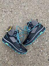 Vasque Breeze LT GTX Women's Size US 6.5 Trail Hiking Boot Anthracite/Baltic
