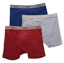 e44d4afc9cb1 NWT Men's IZOD 3-Pack Classic-Fit Boxer Briefs - Medium