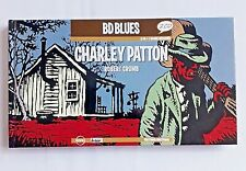 BD BLUES - CHARLEY PATTON par ROBERT CRUMB - BD + 2 CD