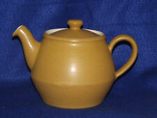 Vintage Denby Langley Ode Teapot  Stoneware Made In England