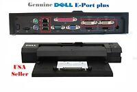 Dell USB 2.0 Latitude E-Port Plus Replicator Dock Docking Station PR02X CY640