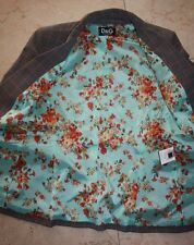 D&G by DOLCE & GABBANA, Luxus Jackett mit Printed Inlay, Gr. 38, WIE NEU - EDEL!