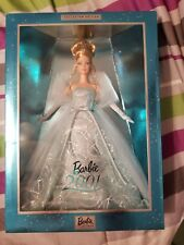 Barbie 2001 Collector Blue Dress Edition Doll NRFB