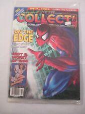 Tuff Stuff's Collect March 1995 Non-Sport Magazine w/ Stargate Foil Pack