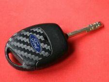 Ford Fiesta Focus MK1 Mondeo Couga key decor carbon optic sticker