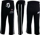 Mens Cotton Joggers Fleece Jogging Trousers Pants Track Suit MMA Boxing Bottom