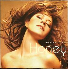MARIAH CAREY Mase & The Lox Honey BAD BOY REMIX CARD SLEEVE UK CD single 664781