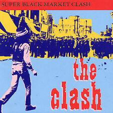 THE CLASH - SUPER BLACK MARKET CLASH (REMASTERED) CD