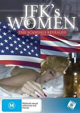 JKF's Women - Scandals Revealed (DVD, 2007) - New - Region 4