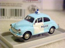 Brekina 15204 HO 1/87 Morris Minor British Police NIB C-9