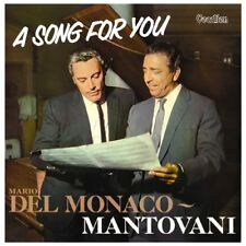 Mantovani & Mario Del Monaco - A Song for You 1962 CD