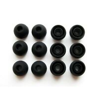 REPLACEMENT SPARE IN EAR EARPHONE HEADPHONE TIPS EARBUDS TIPS GELS RUBBER SMALL