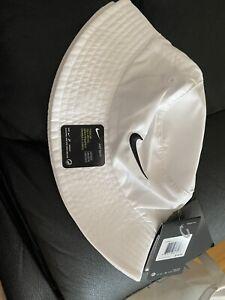 Nike toddler White unisex sun hat
