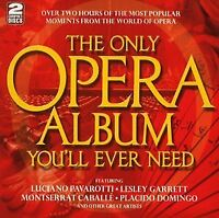 The Only Opera Album Youll Ever Need [CD]