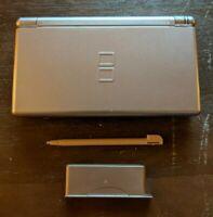 Nintendo DS Lite Handheld System - Metallic Rose - USG-USA-1