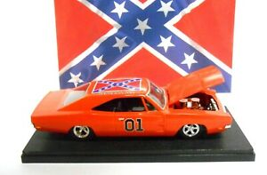 NICE 1:25 1981 ERTL Dukes of Hazzard General Lee Diecast '69 Dodge Charger Car