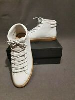 Ugg!! Hoyt Luxe Leather High Top Sneakers -Men's - Size 9US/42 EU