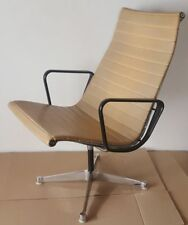 Original Vitra Bürostuhl Designer Ch. Eames Alu Chair Chrom Miller Collection