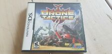 ♕* Nintendo DS * Drone Tactics * NEW & Sealed * VERY RARE  * NTSC * NDS *
