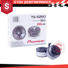 """Pioneer TS-S250 1-1/2"""" 250Watts Peak 8 Ohms High-Power Tune-up Tweeters- New"""