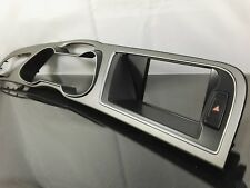 # AUDI A4 B8 8K RS4 ALL ROAD _ CLUSTER DASH PANEL GAUGES TRIM BEZEL NAVI