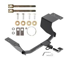 "Trailer Tow Hitch For 11-18 Ford Fiesta Hatchback 1-1/4"" Receiver w/Draw Bar Kit"