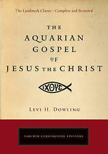The Aquarian Gospel of Jesus the Christ-ExLibrary